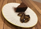 Flourless Chocolate Cake with Caramelised Bananas…