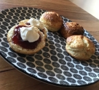 Easy 4 Ingredient Scones…