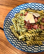 Homemade Pesto…