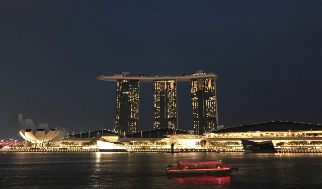 5 Must See Sights in Singapore…