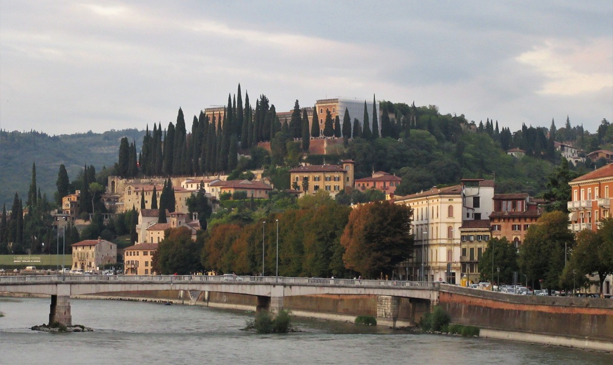 A Day in Romantic Verona…
