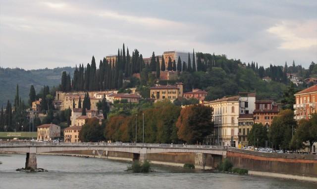 A Day in Romantic Verona…