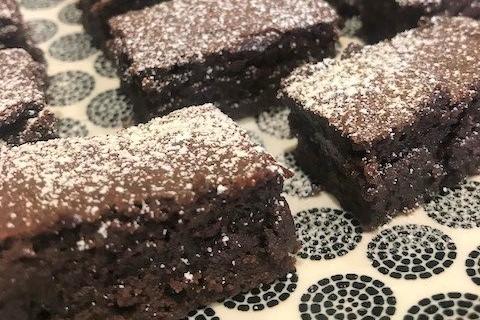 Fudgy Brownies…