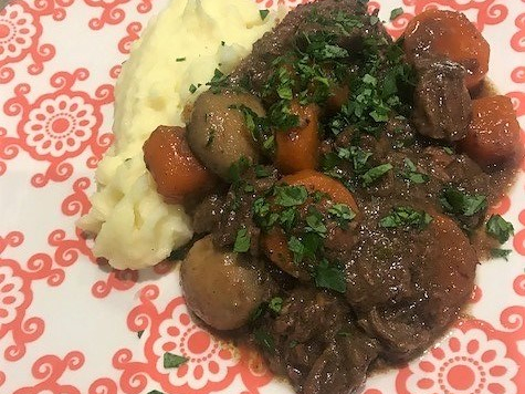 Provencal Beef Stew…
