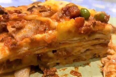 Lasagne: My favorite Italian Recipe