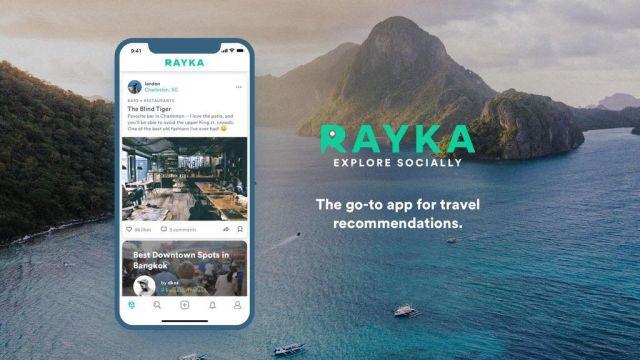 Follow Me on Rayka…