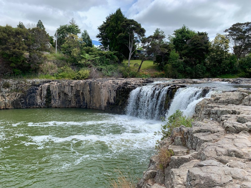 Haruru Falls, Paihia, Bay of Islands, New Zealand