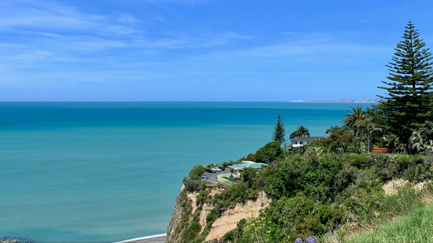 Bluff Hill Lookout, Napier, Hawke's Bay