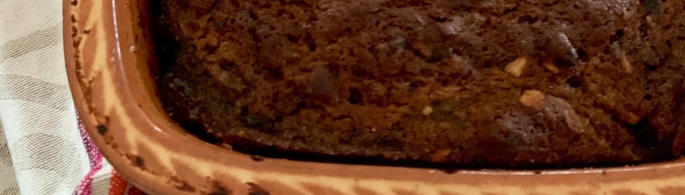 Date & Walnut Pudding